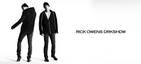 Rick owens drkshdw