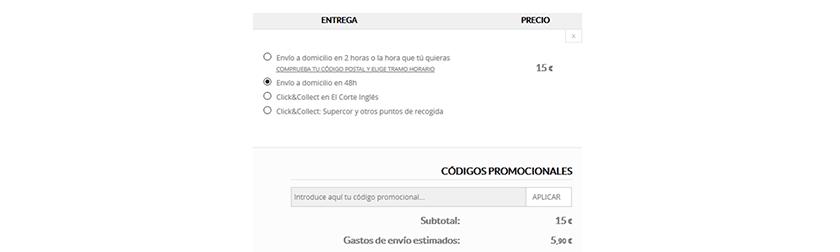 442f7a2e35 Codigos descuento promocionales Envío Gratis - Cupones de descuentos ...