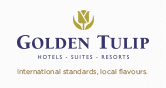 Golden Tulip Address Goiânia logo