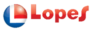 Lopes supermercados logo