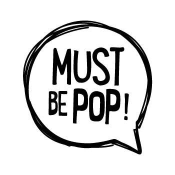 Must be pop! logo