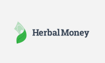 Herbal money logo