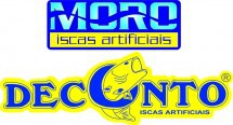 Moro Deconto iscas artificiais logo