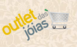 Outlet das joias logo