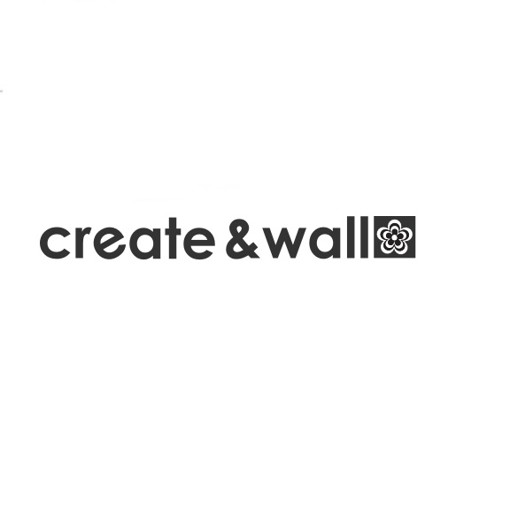 Create and Wall logo