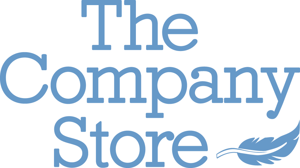 The company store logo