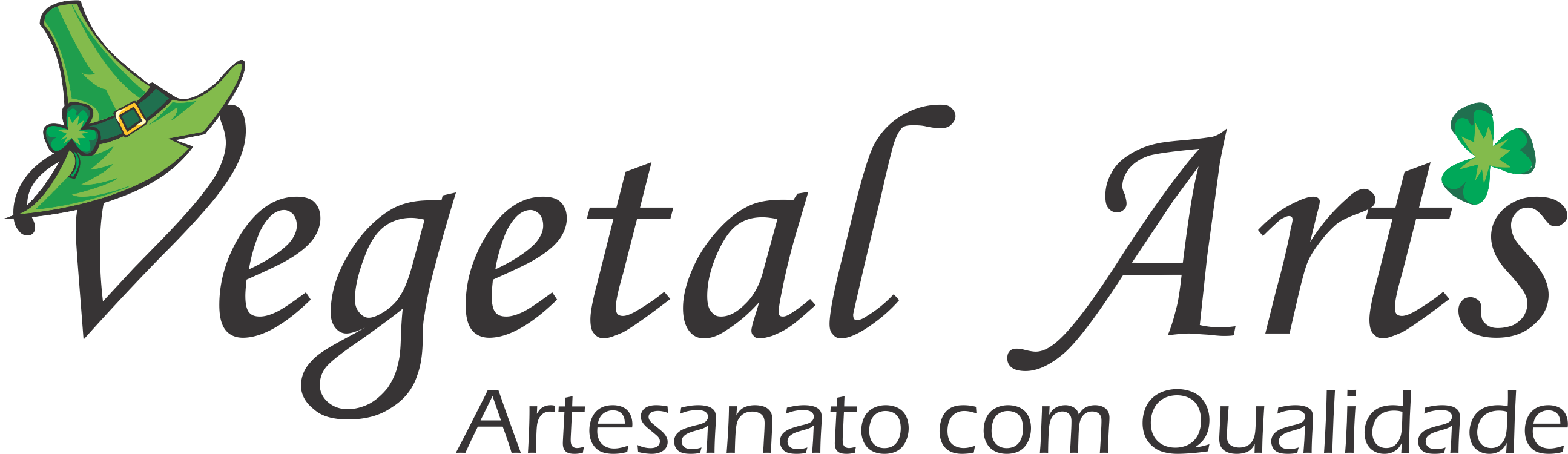Vegetal arts logo