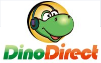 DinoDirect logo