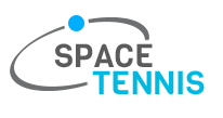 Space Tennis logo
