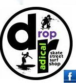 Drop Radical logo