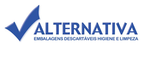 Alternativa descartaveis logo