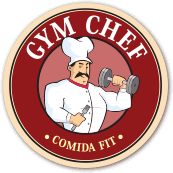 Gym Chef Comida Fit logo