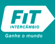 Fit intercâmbio logo