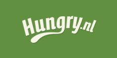 Hungry logo