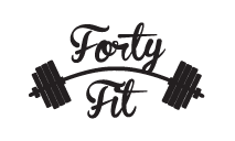 Forty fit logo