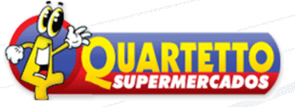 Quartetto supermercados logo
