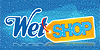 Wet shop logo